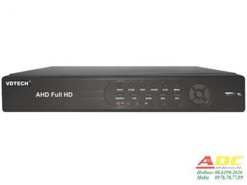 Đầu ghi hình AHD 4 kênh VDTECH VDT-2700CAHD